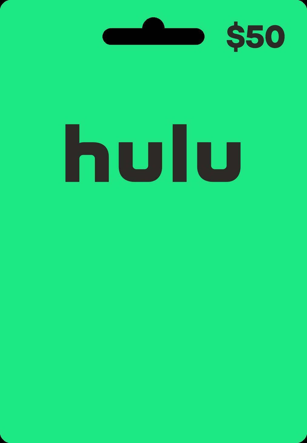 Hulu Gift Card