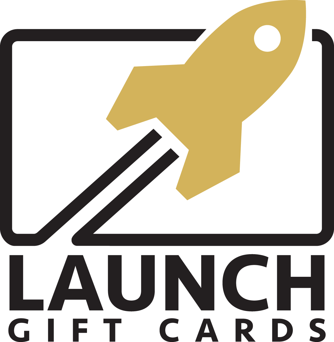 Launch Gift Cards logo
